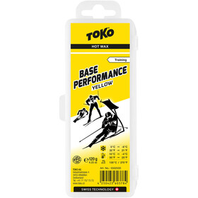 Toko Base Performance Cera Idrocarbonio giallo 120g